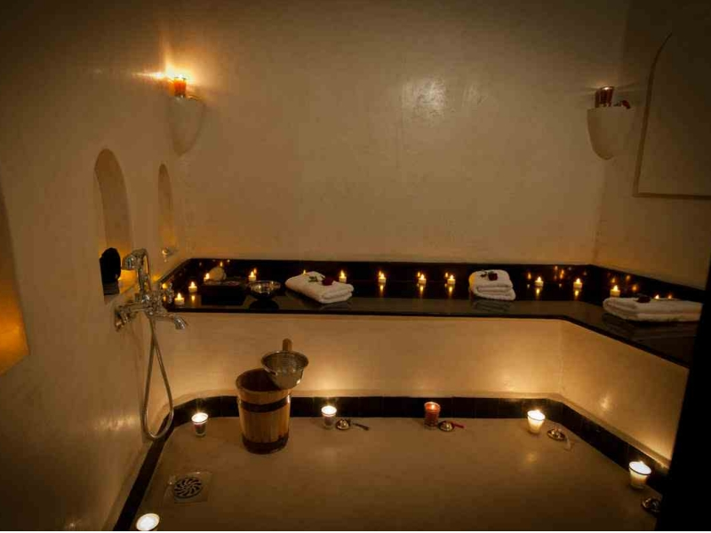 Hammam traditionnel 'Beldi'