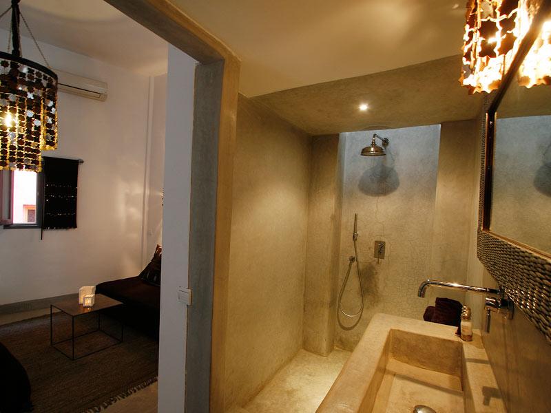 Beautiful Salle De Bain Marocaine Zellige Galerie - Idées décoration ...